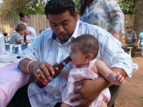 cosas que no debería hacer un padre