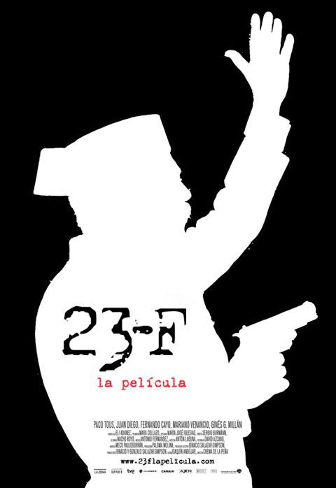 23F La película