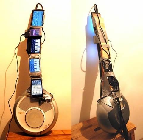 curiosa-guitarra-electrica-moviles-smartphones-juego