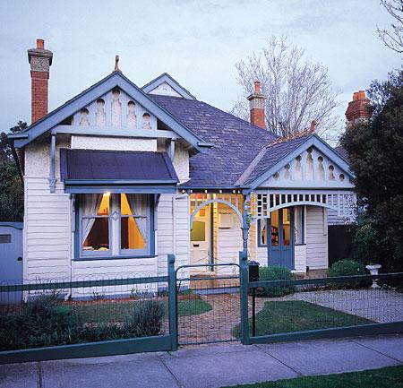 Tipos casas americanas 12 Casas americanas interior