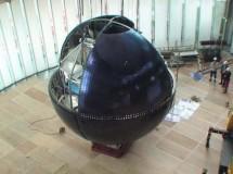 La primera pantalla esférica a gran escala del mundo