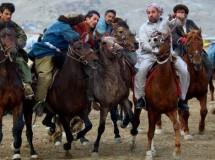 Buzkashi, un deporte extraño y brutal