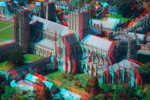Inglaterra en 3D