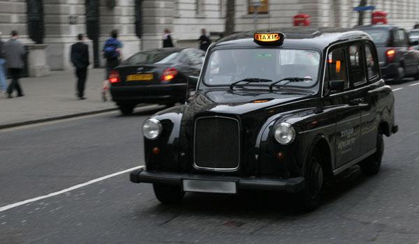 Taxi londinense
