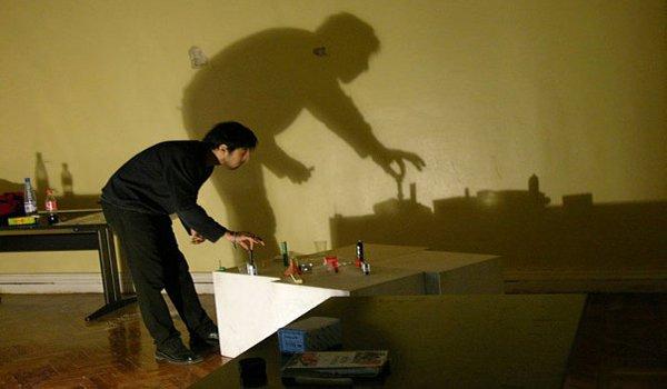 Arte con sombras
