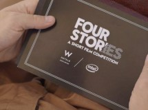 Four Stories, un concurso de cortometrajes para jóvenes realizadores cinematográficos