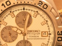 Seiko diseña un reloj de Star Wars