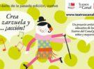 Teatros de Canal busca nuevos artistas para una zarzuela