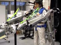 Llegan las primeras armaduras robóticas