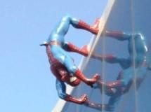 Hasta los superhéroes se excitan