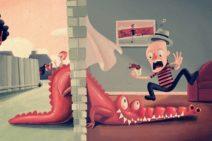 El amor no entiende de razones: felicidades al cocodrilo y al alcalde