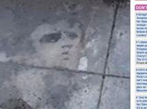 El rostro de Elvis, en el suelo de una casa inglesa