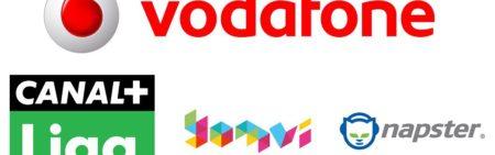 Rompe el hielo con Vodafone