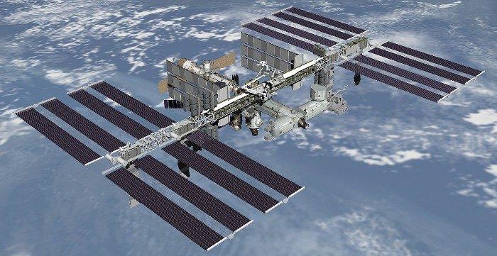 La Estación Espacial Internacional pesa más de lo que parece