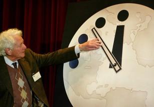 El Reloj del Apocalípsis nos avisa de cuando ocurrirá una catástrofe