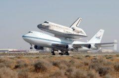 La NASA se está quedando sin combustible