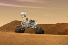 No, no es ciencia ficción: El Curiosity ha encontrado un continente en Marte