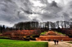 Así es el jardín envenenado del Castillo de Alnwick