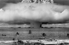 ¿Cuantas bombas nucleares han estallado en el planeta?