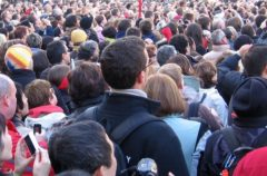 Que haya más población también podría ser un problema