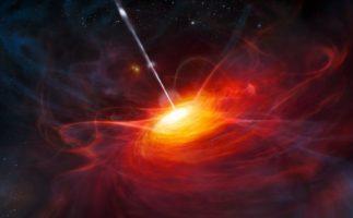 Agujeros negros ¿la entrada a otros universos?