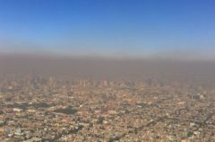 Qué sucede cuando respiramos aire contaminado