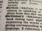 Así se hace un diccionario