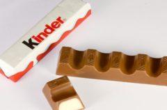 Según un estudio, el chocolate Kinder es cancerígeno
