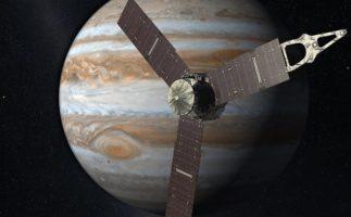 La sonda Juno ha llegado a Júpiter