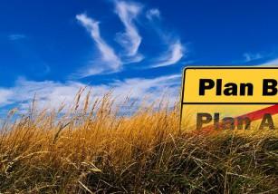 Tener un plan B podría ser perjudicial para conseguir el éxito