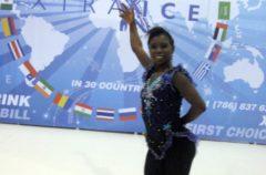Surya Bonaly, la única patinadora que ha conseguido dar un salto hacia atrás