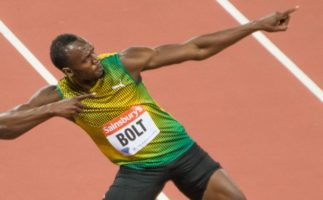 ¿Es Usain Bolt un Illuminati?