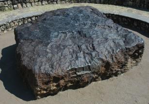 Hoba, así es el meteorito más grande de la Tierra