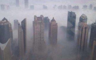 Esta es la causa de que el aire de China esté contaminado