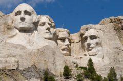 ¿Qué tiene el cuarto secreto del Monte Rushmore?