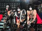 Kiss en Madrid, problemas con las entradas