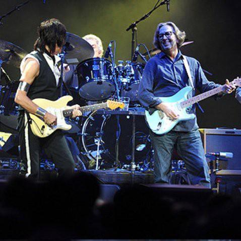 Jeff Beck y Eric Clapton, gira conjunta y conciertazo en el MSG