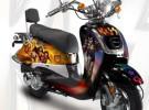Kiss, una scooter como último producto de merchandising