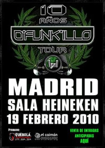 Ofunkillo en Madrid