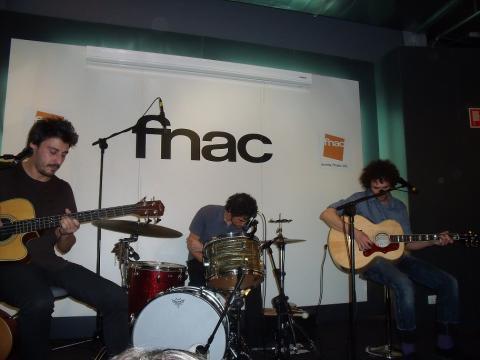 Maga en FNAC Sevilla