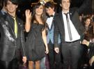 Joe Jonas y Demi Lovato juntos en un videoclip