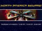 Iron Maiden, gira por Estados Unidos