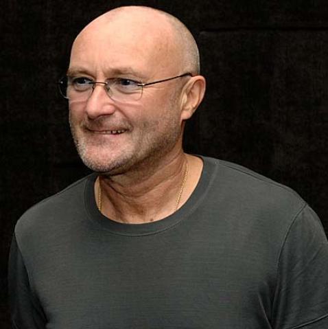 Phil Collins se plantea volver al mundo de la música