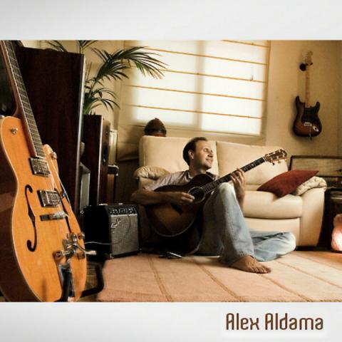 Alex Aldama, por Alex Aldama (2010)