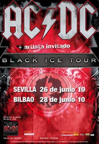 AC/DC, noticia sobre las entradas para Bilbao