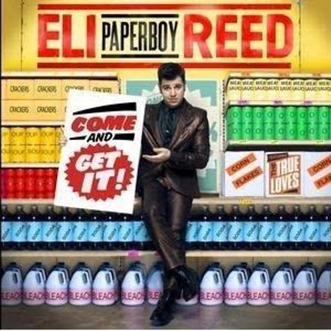 """Eli """"Paperboy"""" Reed edita su nuevo disco"""