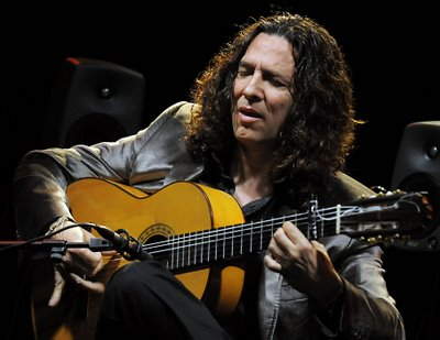 Tomatito firma 'Sonanta Suite' junto a la Orquesta Nacional de España