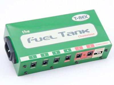 T-Rex 'Fuel Tank Chamaleon': Electricidad pura para tus instrumentos