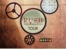 Rush, gira americana en la que tocarán Moving Pictures en su totalidad