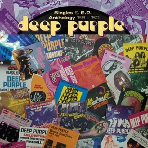 Deep Purple, antología de singles y E.P